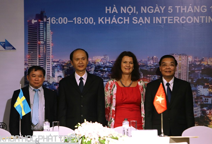 Vietnam, Sweden share innovations for development - ảnh 1