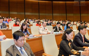 National Assembly discusses revisions to 2015 Penal Code - ảnh 1