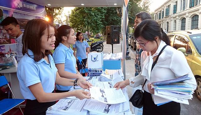 """Hanoi launches """"Tourism Promotion Festival"""" - ảnh 1"""