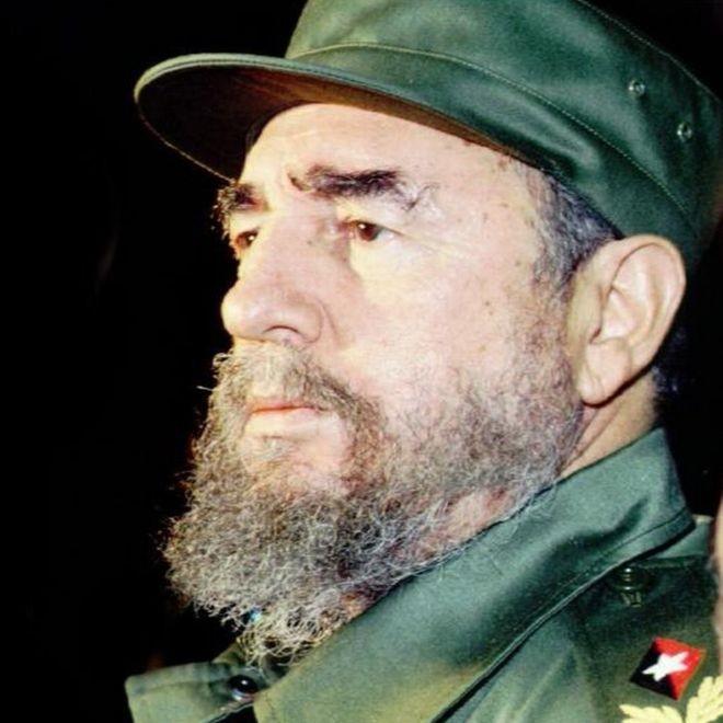 Revolutionary legend Fidel Castro dies at 90 - ảnh 1