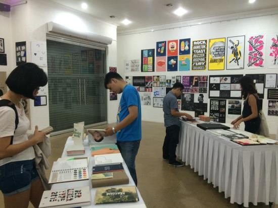 International Typographic Exhibition in Ho Chi Minh city - ảnh 1