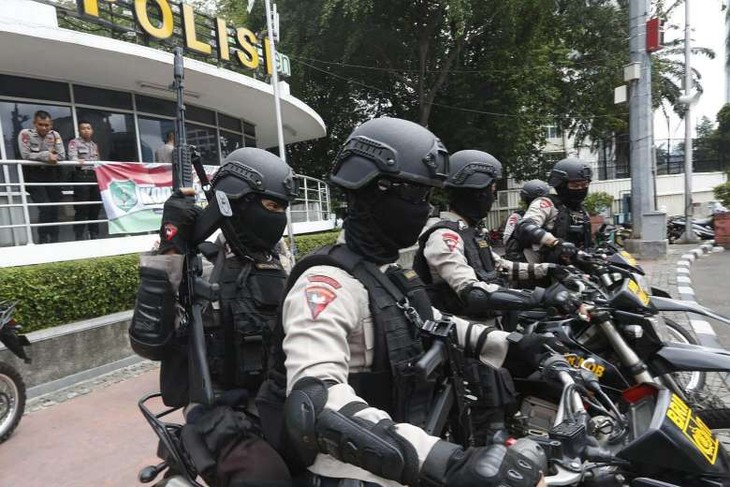 Indonesia foils terror plot planned for New Year's Eve  - ảnh 1