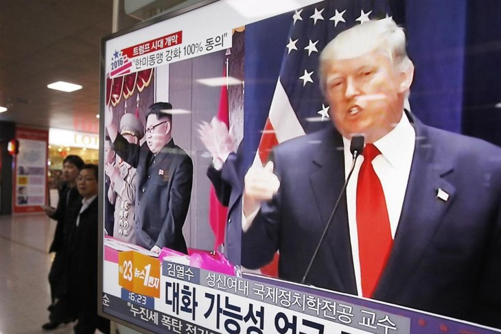 North Korea says no to any dialogues with the US - ảnh 1