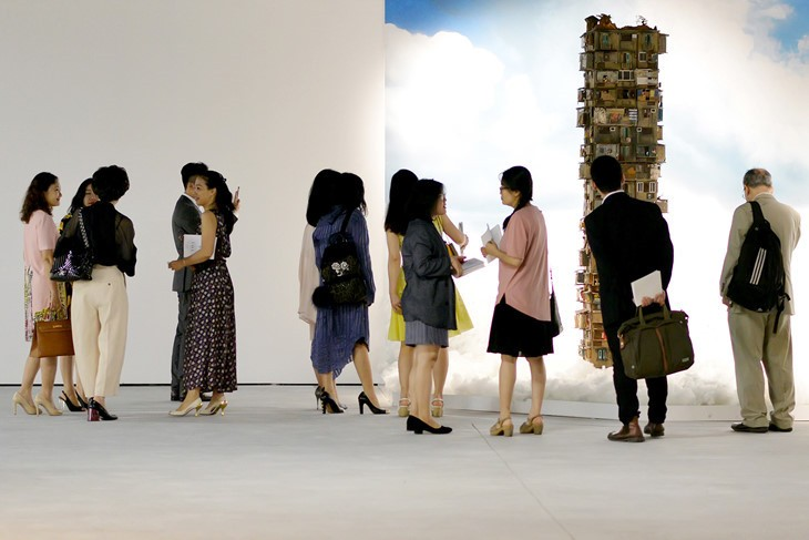 VCCA, where Vietnam's contemporary art grows - ảnh 3