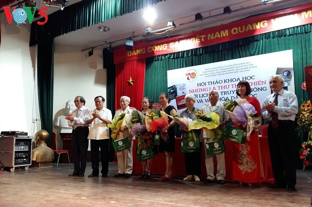 War letters illustrate Vietnamese people's aspiration for peace - ảnh 3