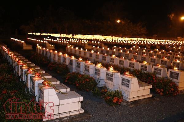 Ben Tre province constructs commemorative of A210 liaison line - ảnh 2