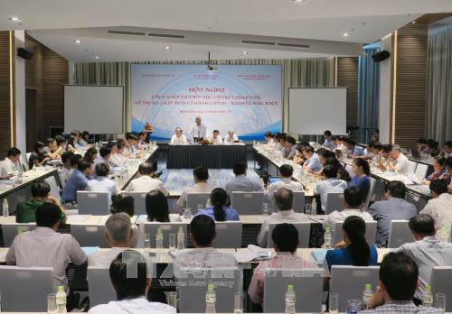 Draft Law on Special Administrative-Economic Units discussed - ảnh 1