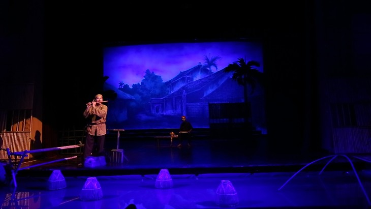 """The Soul of Vietnamese Village"" entices audience with folk music - ảnh 1"