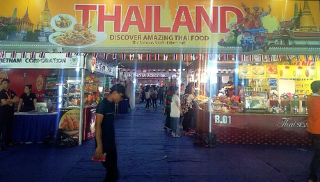 Renowned chefs cook global food in Ho Chi Minh City festival - ảnh 1