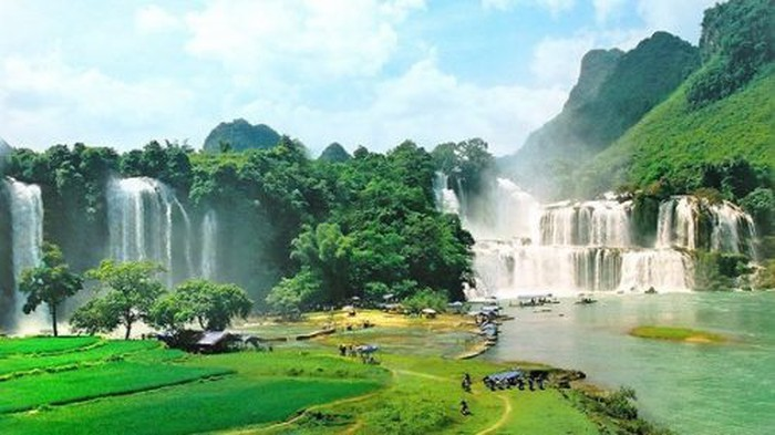 Non Nuoc Cao Bang Geopark receives UNESCO recognition - ảnh 1