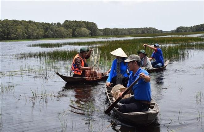 Dong Thap tourism week opens - ảnh 1