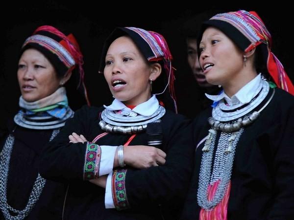 Páo Dung – traditional singing of Vietnam's Dao ethnic minority  - ảnh 1