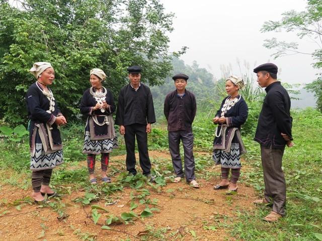 Páo Dung – traditional singing of Vietnam's Dao ethnic minority  - ảnh 3