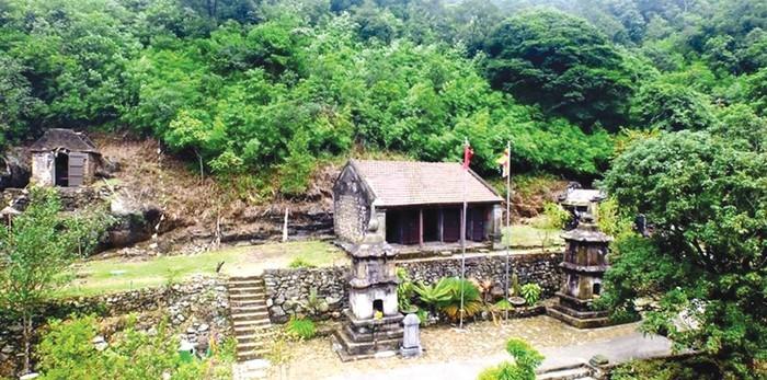 Ngoa Van pagoda – The heart of Truc Lam Yen Tu Zen sect - ảnh 1