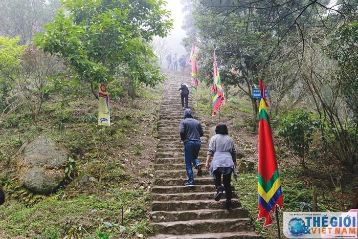 Ngoa Van pagoda – The heart of Truc Lam Yen Tu Zen sect - ảnh 3
