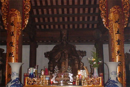 Khuc Thua Du temple – a national historical relic in Hai Duong province - ảnh 2
