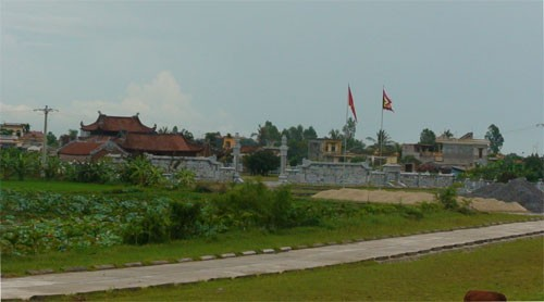 Khuc Thua Du temple – a national historical relic in Hai Duong province - ảnh 3