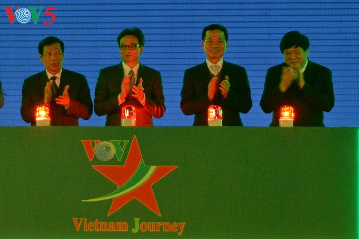 TV channel Vietnam Journey goes on air