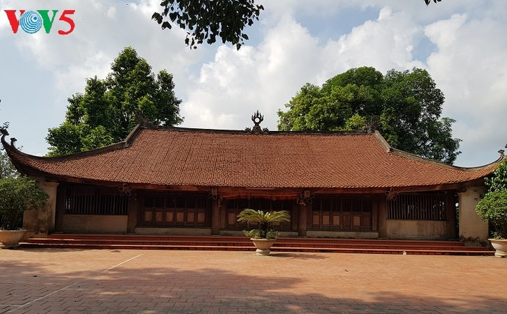 Thuong Cung communal house – a national relic site in Hanoi - ảnh 2