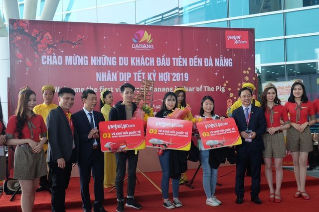 Central region becomes tourist magnet during Lunar New Year Festival - ảnh 3