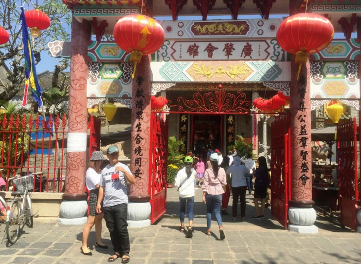 Central region becomes tourist magnet during Lunar New Year Festival - ảnh 2