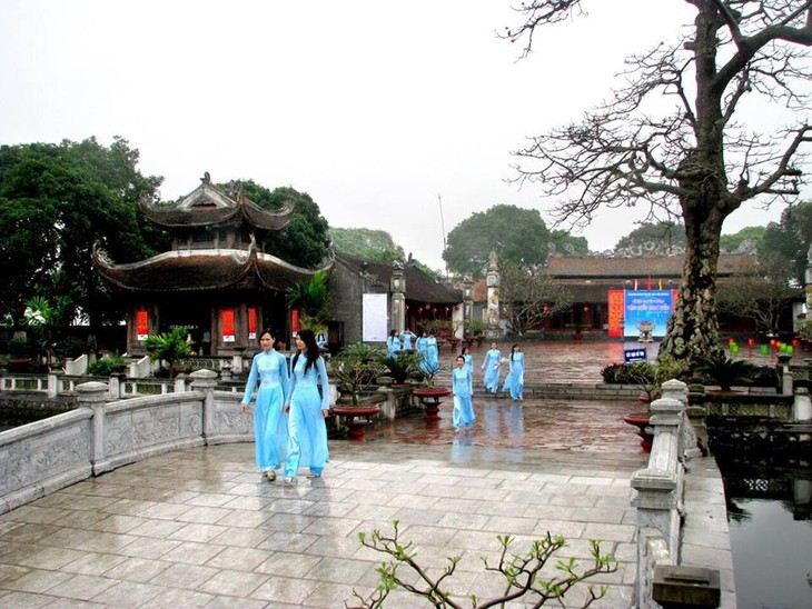 Mao Dien Temple of Literature – proof of Hai Duong's thirst for knowledge - ảnh 2