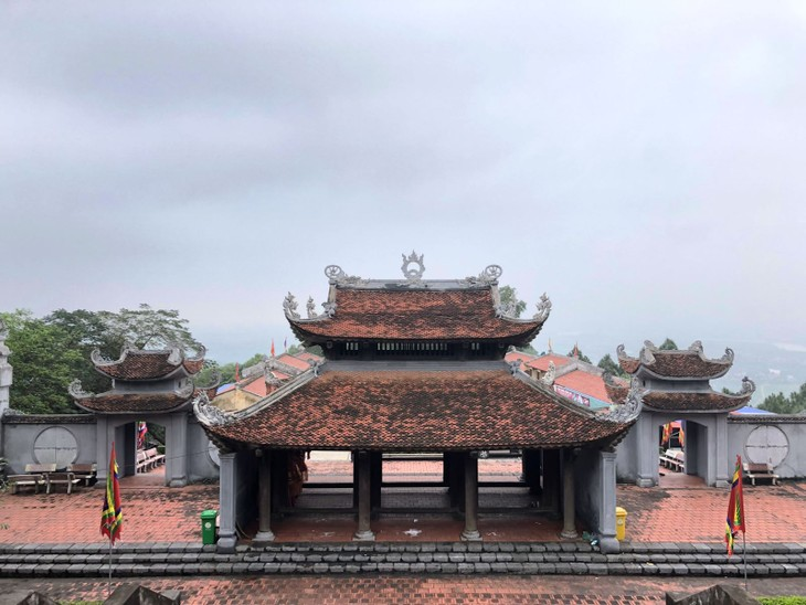 Magnificent architecture and landscape of Cao An Phu temple - ảnh 1