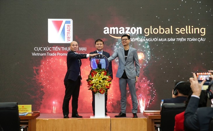 Amazon to help Vietnamese businesses increase exports  - ảnh 1