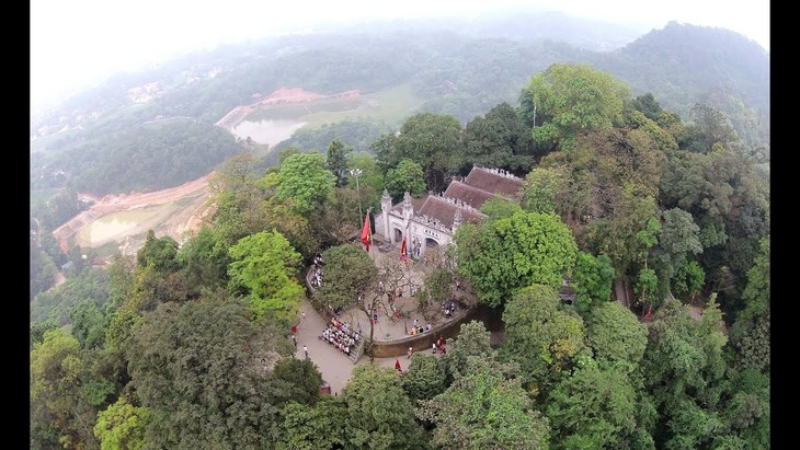 Hung Kings Temple embodies Vietnam's religious culture - ảnh 1