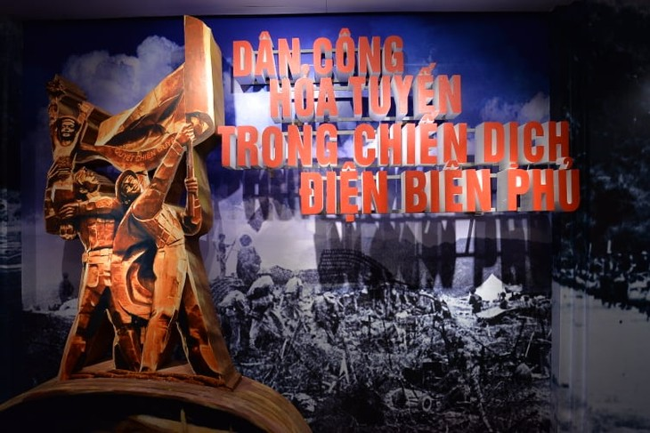Hanoi exhibition honors militia forces of Dien Bien Phu campaign - ảnh 1