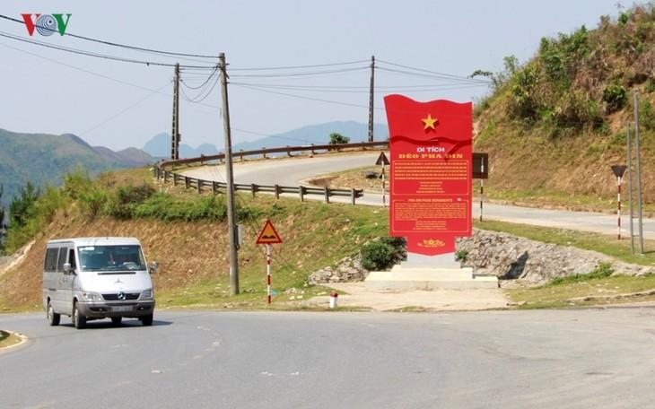 Pha Din pass – symbol of Vietnamese people's staunch spirit in Dien Bien Phu campaign  - ảnh 2