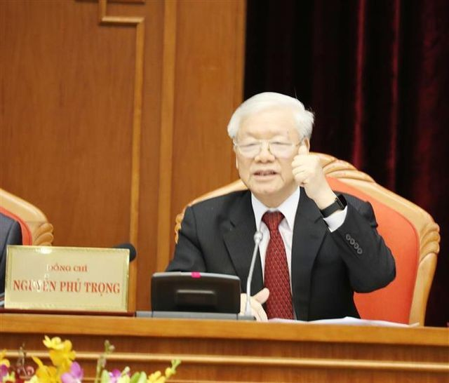 Party Central Committee discusses draft documents for 2021 National Party Congress  - ảnh 1