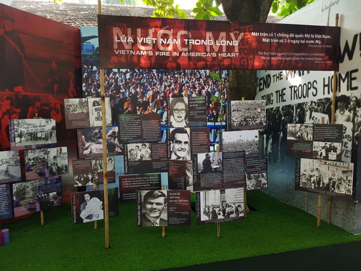 "Exhibition ""Diary of Peace"" in Hanoi - ảnh 1"