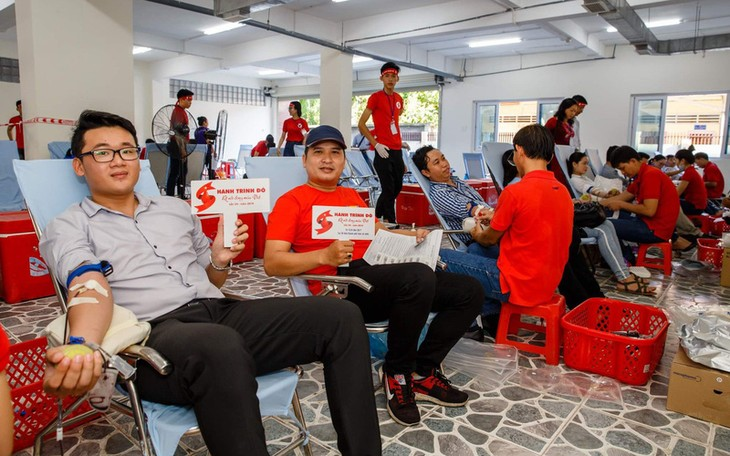 2019 Red Journey blood donation drive collects 85,000 units - ảnh 1