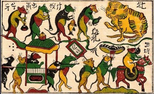 Dong Ho folk painting to seek UNESCO recognition - ảnh 1