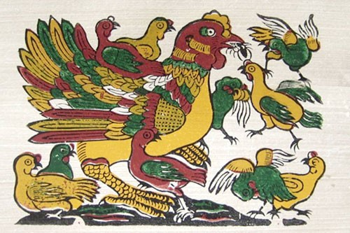 Dong Ho folk painting to seek UNESCO recognition - ảnh 3