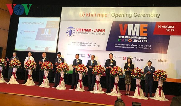 Exhibitions promote Vietnam's supporting industry - ảnh 1