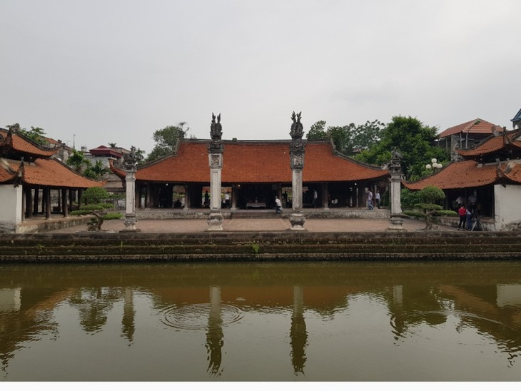 Tay Dang communal house – special national relic site - ảnh 1
