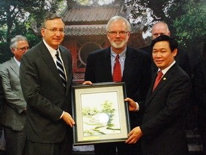 US-Unternehmen wollen in Vietnam investieren - ảnh 1