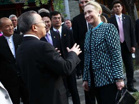 Dialog USA-China: Herausforderungen sind vorhanden - ảnh 1