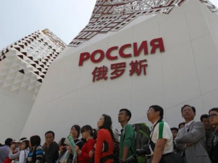 Verstärkung der strategischen Partnerschaft zwischen Russland und China - ảnh 1