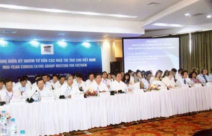 Beratungskonferenz der Geberländer Vietnams beendet - ảnh 1