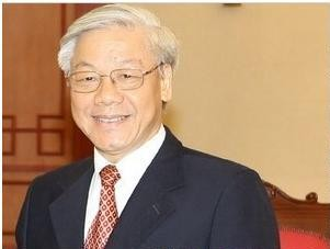 KPV-Generalsekretär empfängt Vertreter der Kommunistischen Partei Chinas - ảnh 1