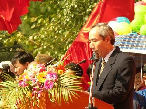 Dachverbandsvorsitzender der vaterländischen Front besucht An Giang - ảnh 1