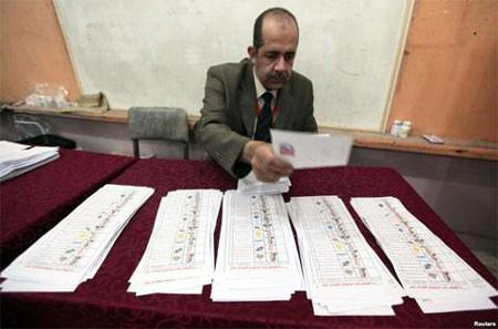Letzter Tag der Präsidentenwahl der 2. Runde in Ägypten   - ảnh 1