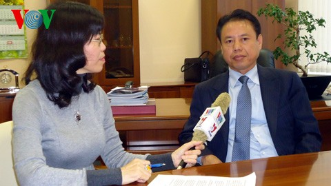 Viele vietnamesische Unternehmen führen effektive Geschäft in Russland - ảnh 1