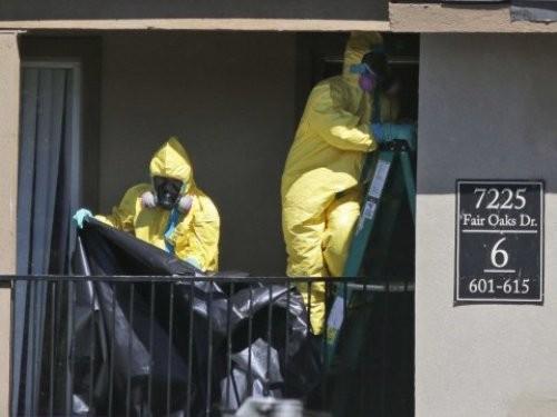 Erster Ebola-Patient in den USA ist tot - ảnh 1