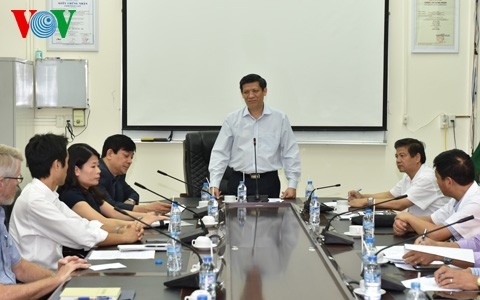 Vietnam verstärkt Vorbeugungsmaßnahmen gegen Ebola-Epidemie - ảnh 1
