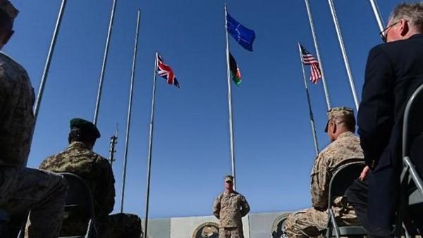 USA und Großbritannien beenden Militäreinsatz in Afghanistan - ảnh 1