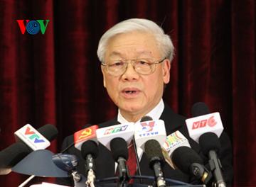 Personalfrage für den 12. Parteitag der KPV - ảnh 1
